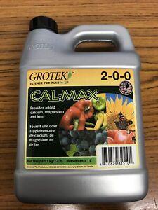 GroTek Cal Max 1L Calcium Magnesium & Iron