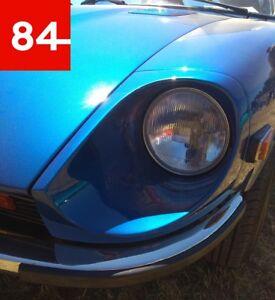 Nissan Datsun 240Z 260Z 280Z 1500 Zx Fairlady S10 2x Headlight Eu E - Zeichen+