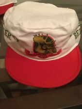 New Vintage Moosehead Beer 1980s Painter Hat Cap Canadian Lager New!!!