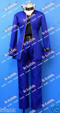 Yu Gi Oh ! Yugi Mutou YuGiOh Cosplay Costume Custom Made <lotahk >
