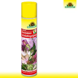 Neudorff Spruzit 300ml OrchideenSchädlingsSpray Pflanzen Schutz Pflege Läuse