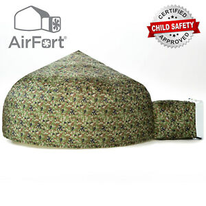 The Original AirFort - Jungle Camo AirFort Used