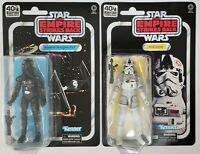 Kenner Star Wars AT-AT DRIVER & IMPERIAL TIE FIGHTER PILOT ESB 40th Anniversary
