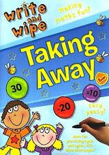 Write and Wipe - Taking Away , making maths fun