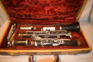 USED Clarinet with Case