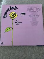 Funny Lady Soundtrack LP Barbra Streisand James Caan