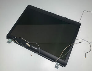 """Toshiba Satellite Pro L300D Laptop 15.4"""" Glossy LCD Screen Assembly + Cam (207)"""