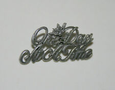 Vintage 1980s One Day At A Time Mothers Day Birthday Gift Lapel Hat Pin New Nos
