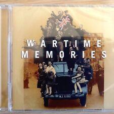 Wartime Memories Audio CD Various Artists