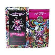 Christian Audigier Ed Hardy Hearts & Daggers Eau De Parfum Spray for Women 3.4oz.