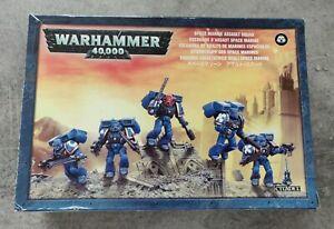 Warhammer 40,000 Space Marine Assault Squad