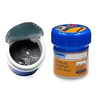 MECHANIC XG-50 Liquid Solder Paste 42g SN63/Pb37 Leaded SMD BGA SMT Stencil L4L6