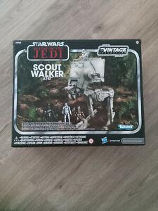 Star Wars Vintage Collection AT-ST Scout Walker 2012 MISB OVP Sammlung