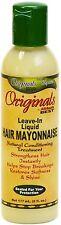 Africas Best Originals Leave In Liquid Hair Mayonnaise 6 oz (Pack of 2)