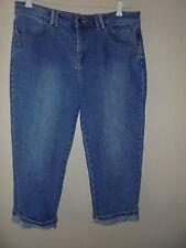 Rockmans Denim Capri, Cropped Jeans for Women
