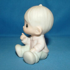 Precious Moments Figurine 015792 ln box Tell Me A Story