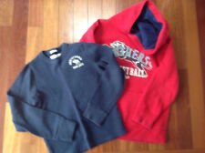 Boy's 2 Piece Lot Size 10 Large Hoodie and Thermal Type Shirt Abercombie & Gap