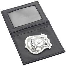 Pochette Avec Badge De Police Deguisement Accessoire Poche Etui policier