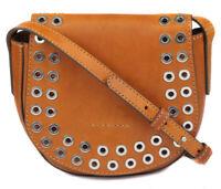 Frye Women's Leather Cassidy Saddle Crossbody Purse Handbag Bag Ret $298 New
