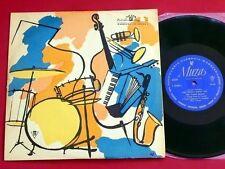 """Joki Freund Quintet - Sopot Jazz Festival 1957 - 10"""" Lp"""