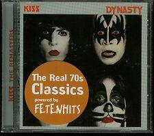 Kiss Dynasty 1997 Remaster German logo CD new Mercury 532 388-2(18)