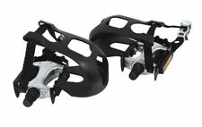 Unbranded Alloy Toe Clip Bicycle Pedals