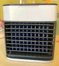 FROMOTH AIR COOLER ULTRA mini Ventilateur électrique gris blan USB LED light