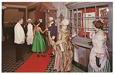HOTEL YORKTOWNE People in Costumes York County Pennsylvania Postcard PA