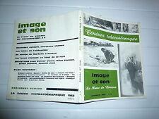 IMAGE ET SON  LA REVUE DE CINEMA N° 221 NOVEMBRE 1968 CINEMA TCHECOSLOVAQUE