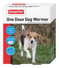 BEAPHAR One Dose Wormer - Medium Dogs