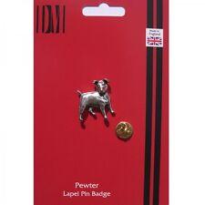 D13 Jack Russell Cane Peltro bavero pin badge xtspbd 13