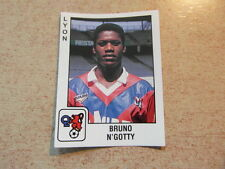 original FOOTBALL STICKERS PANINI FOOT 90 1990 Bruno N'GOTTY (Nr 112) Rookie