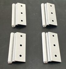 MOBILE HOME PARTS 4 New Mobile Home Storm Door Hinges White Elixir