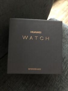 Huawei W1 115016 Classic Smartwatch - Black