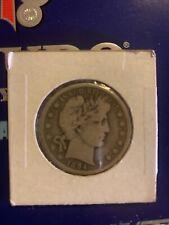 1894 S Silver Barber Half Dollar Better Key Date San Francisco Coin Rare Scarce