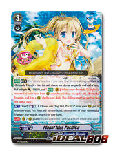 Cardfight Vanguard  x 1 Planet Idol, Pacifica - PR/0215EN - PR (Mermaid Idol Pro