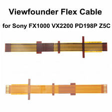 1PZ Viewfounder Flex Cavo For Sony FX1000 VX2200 PD198P Z5C