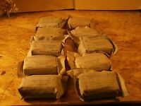 Bandage First Aid Kit Trauma Wound Dressing Army Military USSR 70s-80s  Lot x 10