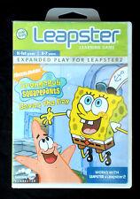 SpongeBob Squarepants Saves the Day (Leapster 2, 2007) NEW