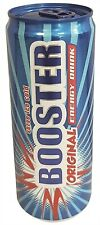 (2,27€ / 1l)  24 x BOOSTER Energy Drink Dose 330ml inkl. Pfand 6,- EUR