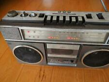 SONY Japanese BOOMBOX CFS-70 TESTED Working