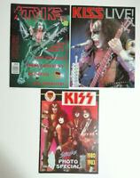 KISS Creatures Army Vinnie Vincent Ace Frehley Eric Carr Strike Rare Simmons