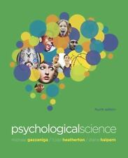 Psychological Science (Fourth Edition)