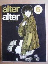 ALTER LINUS n°6 1977 Valentina di Guido Crepax [G417]
