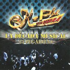 La Decada Musical: 25 Pegaditas by K-Paz de la Sierra (CD, Mar-2009, D Disa Lat…