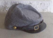 Confederate Gray Kepi,Civil War Hat,US Made, New