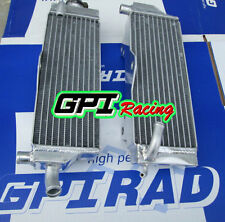 FOR Honda CR500 CR500R CR 500 R 1989 89 aluminum radiator