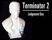 Movie Terminator Arnold bust  1/2.5  Figure Vinyl Model Kit 16inch