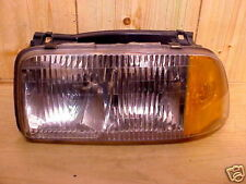 GMC s10 BLAZER s15 JIMMY 95-97 GMC SONOMA s10 s15 94-97 HEADLIGHT DRIVER