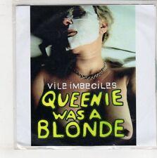 (GQ460) Vile Imbeciles, Queenie Was A Blonde - 2008 DJ CD